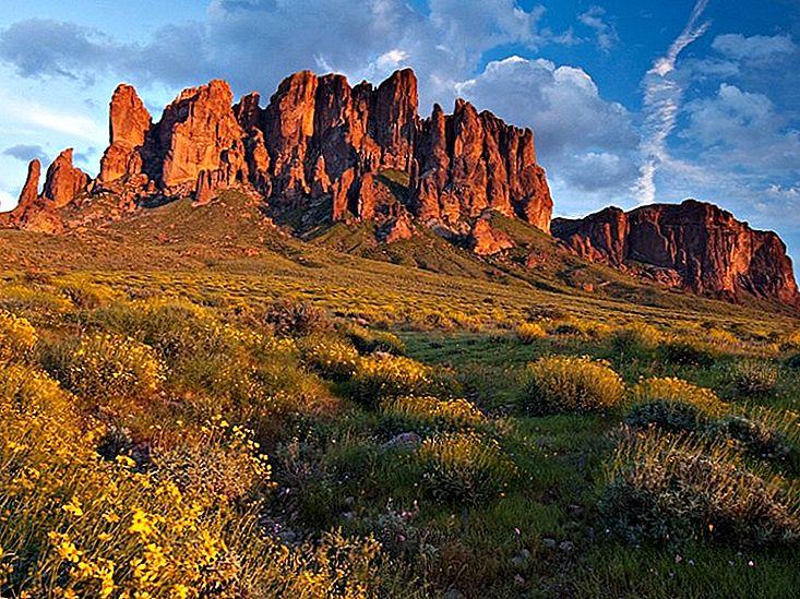 10 Dintre cele mai bune trasee de drumeție din Arizona
