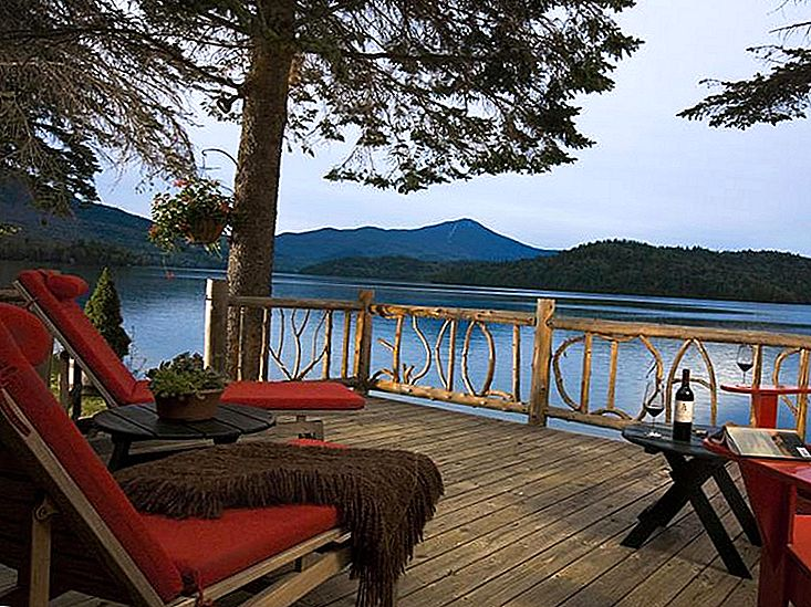 Lake Placid Lodge, New York