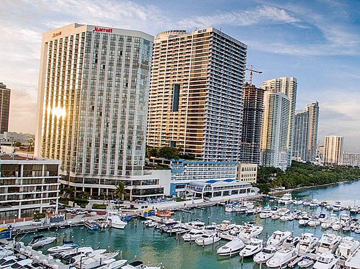 10 Cele mai bune hoteluri de familie în apropierea Portului Miami