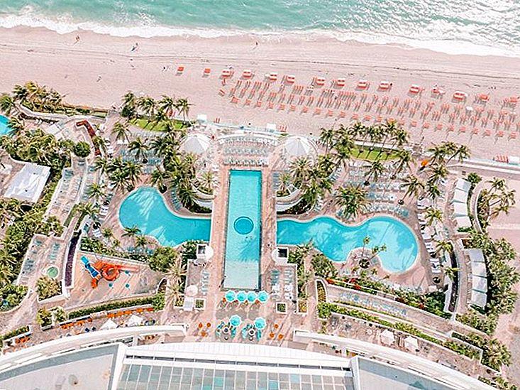 10 Cele mai bune hoteluri și stațiuni Hilton din Florida