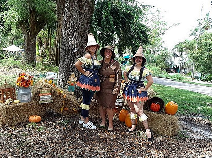 10 Cele mai bune evenimente fantastice de Halloween din Florida