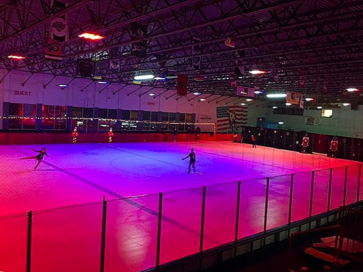 Pines Ice Arena, Pembroke Pines