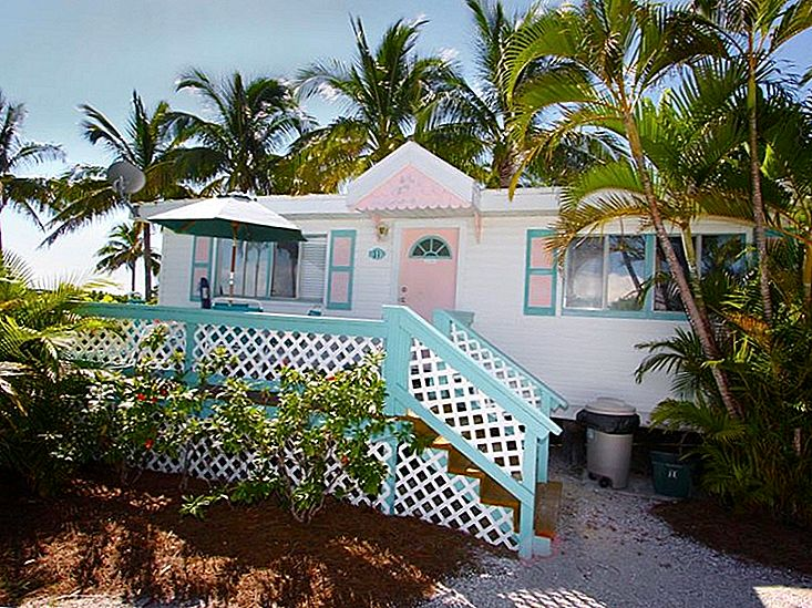 Gulf Breeze Cottages, Sanibel