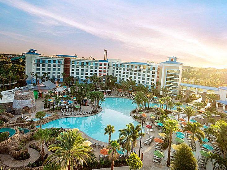 Cele mai bune hoteluri lângă Universal Studios Florida