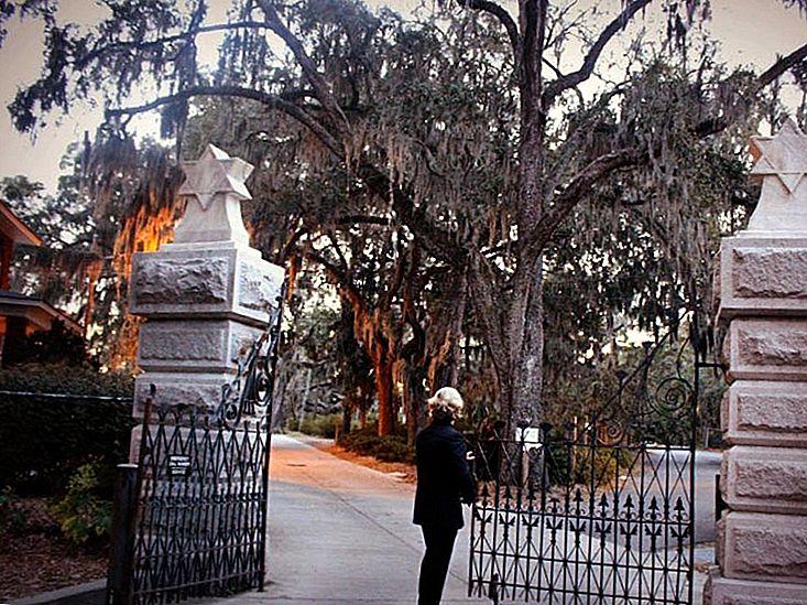 9 Cele mai bune experiențe bântuite din Savannah, GA