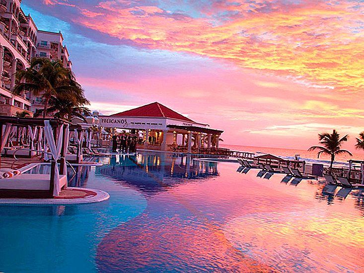 10 Cele mai bune stațiuni de cupluri din Cancun