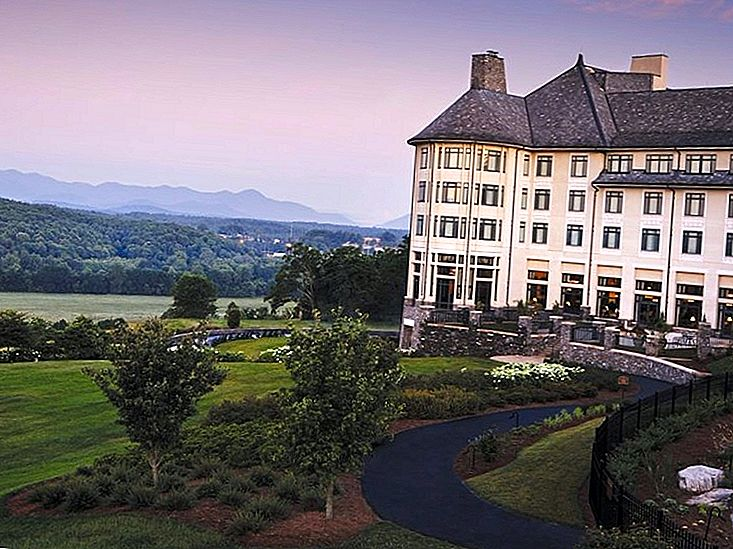 Inn on Biltmore Estate в Эшвилле