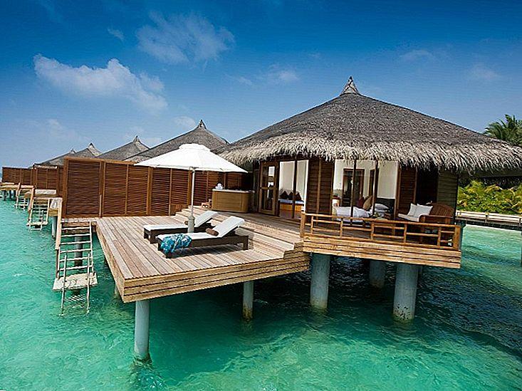 8 Cele mai bune stațiuni de lună de miere din Maldive