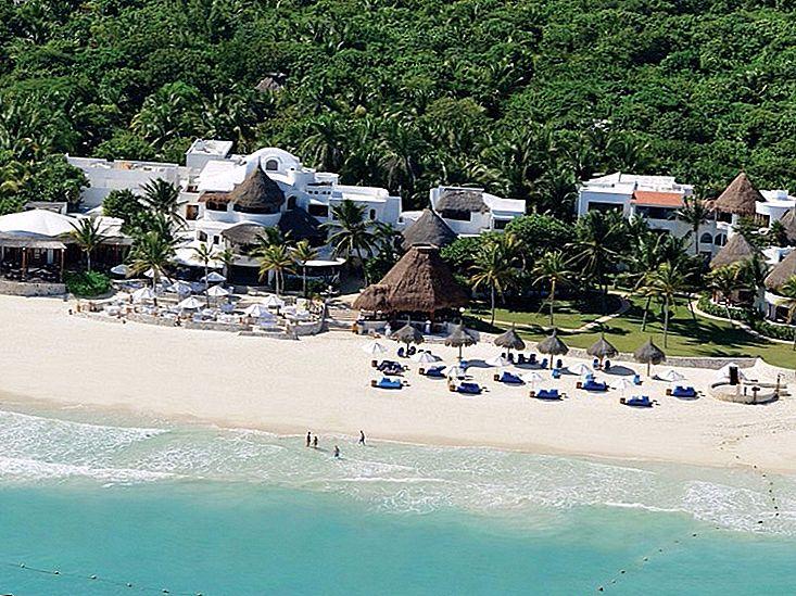 7 Dintre cele mai bune hoteluri din Riviera Maya