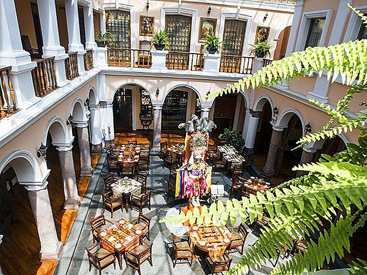 Top 8 Cele mai bune hoteluri din Quito, Ecuador