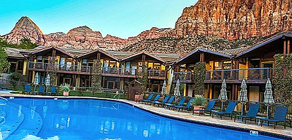 Top 10 Hotels nahe Zion National Park, Utah