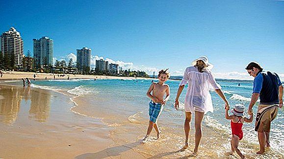 10 최고의 가족 해변 휴가