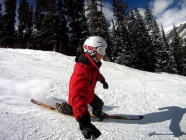 6 Cele mai bune locuri pentru a merge la schi în Carolina de Nord