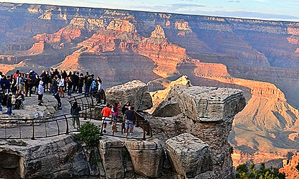 7 Migliori lodge resort del Grand Canyon per completare la tua fuga
