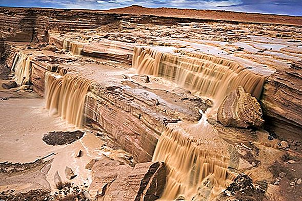 8 Cascate sottovalutate in Arizona