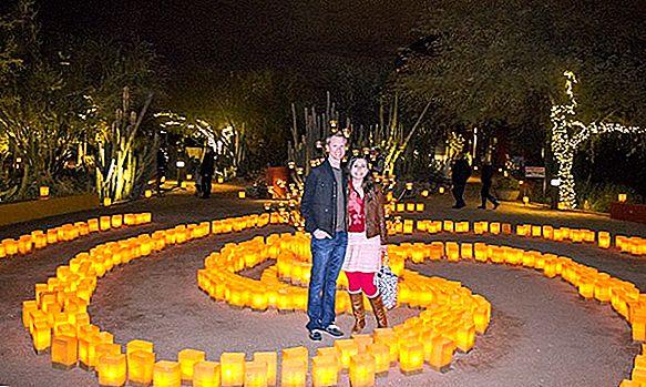 Las Noches de las Luminariasで21の魔法の夜をお楽しみください