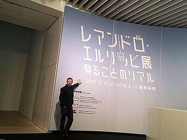 この日本でのプールアート展は一種の