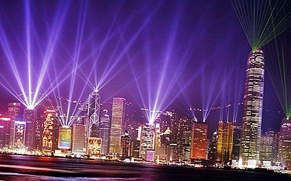 Красивые отели и курорты в Гонконге