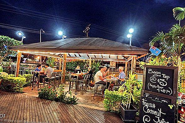 피지 최고의 열대 리조트