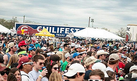 Top 7 Chili Cook-Offs und Festivals in Texas
