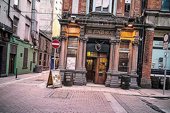 Beste Pubs in Dublin zu besuchen