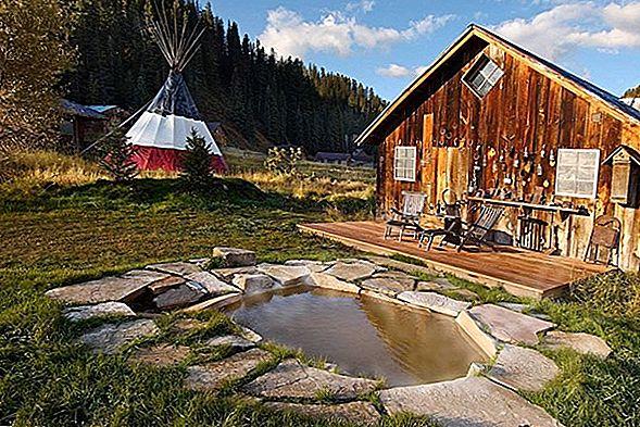 Scopri cosa rende questo resort del Colorado Ghost Town così speciale