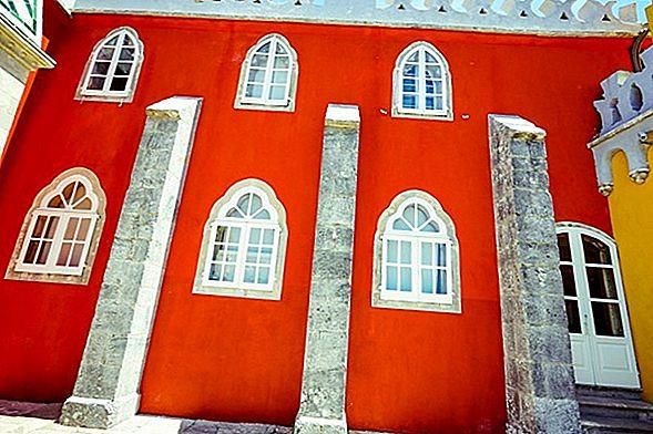 포르투갈 신트라, 유럽에서 가장 화려한 궁전의 고향