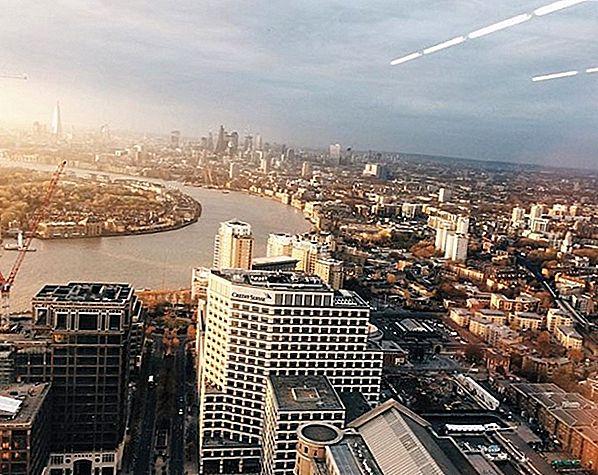 Unde să stai la Londra pentru vizitatorii pentru prima dată
