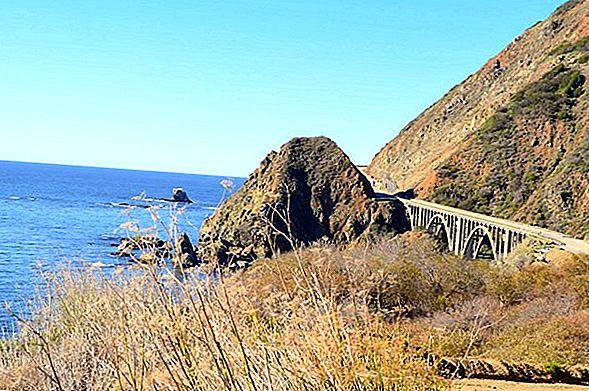 9 Die besten Sehenswürdigkeiten in Big Sur, Kalifornien