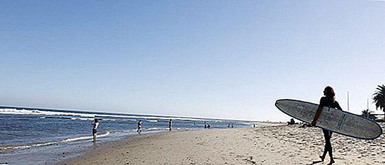 남부 캘리포니아 최고의 주말 여행지 10 곳
