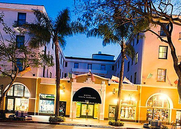 9 Лучших отелей в Санта-Барбаре, Калифорния