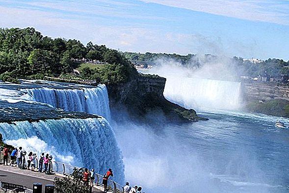 8 รีสอร์ทที่ดีที่สุดใกล้ Niagara Falls