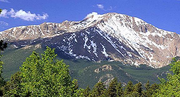 콜로라도 최고의 썰매 타기와 언덕