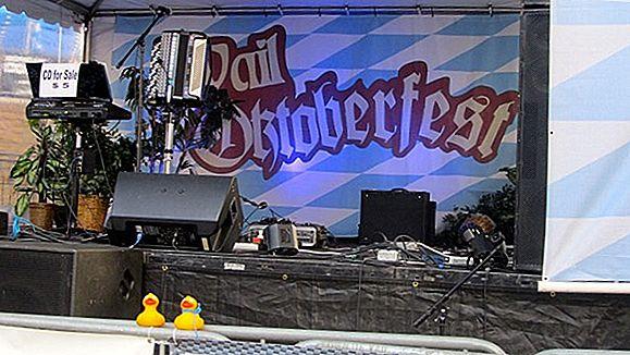 10 Sărbători Oktoberfest în Colorado