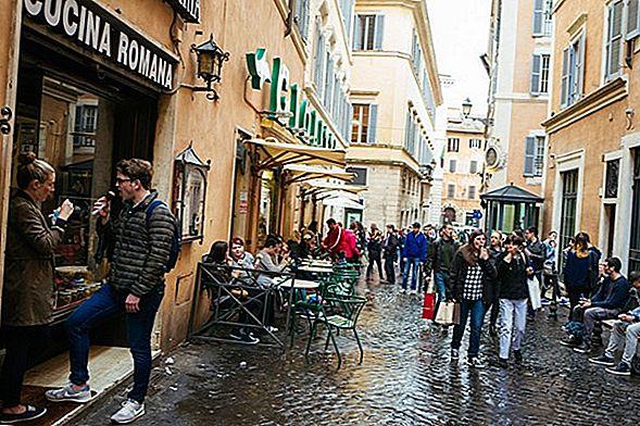 로마에서 가장 멋진 곳 중 16 곳