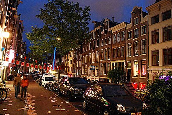 Где остановиться в Амстердаме - 8 лучших районов