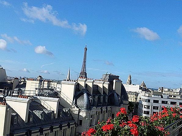 โรงแรมสุดหรูในปารีส