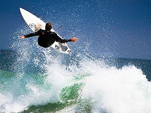 플로리다에서 서핑하기 가장 좋은 장소 8 곳