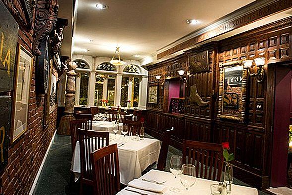 Saloon ของกัปตันโทนี่เป็นบาร์คีย์เวสต์คีย์ที่เฮมมิงเวย์รักมากที่สุด