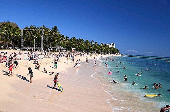 8 แห่งใกล้เกาะคาไวในฮาวาย