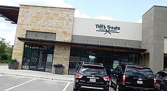 Tiff's Treats ใน Texas ต้องการนำคุกกี้มาที่ประตูของคุณ