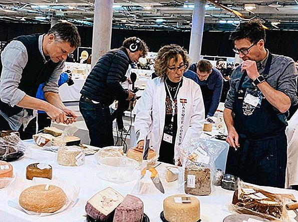 12 Мест с лучшим в мире сыром