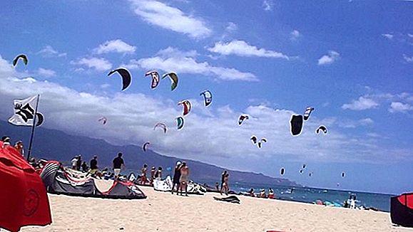 Kiteboarding Maui - Călătorie aventură la cele mai bune