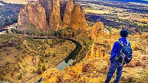 Smith Rock - Misery Ridge Wanderung