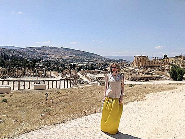 Jerash - Benvenuti nell'antica città romana della Giordania
