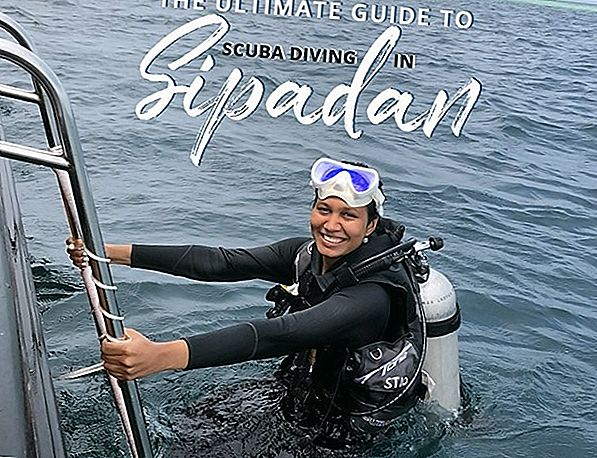 Sabah Diving Guide: Beyond Sipadan