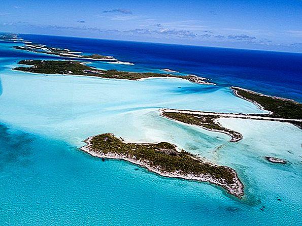 Exuma Cays-바하마로의 꿈 여행