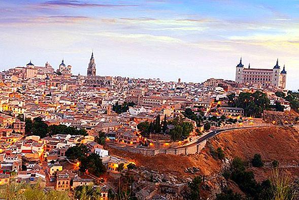トレド、美しいスペインの歴史が待っています