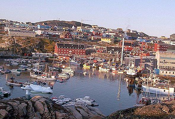 Ilulissat Greenland-빙산이 태어난 곳