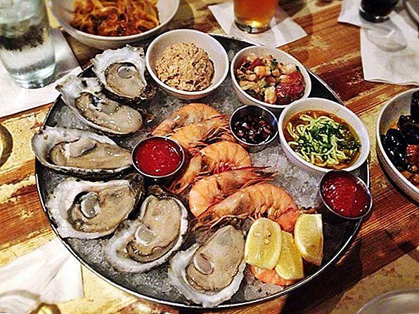 뉴 올리언스 음식 재미-도시 최고의 음식 여행